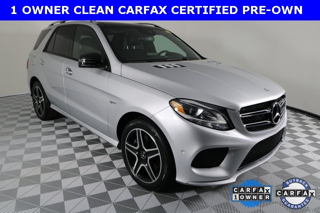 Certified Pre-Owned 2017 Mercedes-Benz GLE GLE 43 AMG®