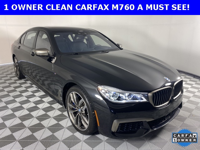 Pre-Owned 2018 BMW 7 Series M760i