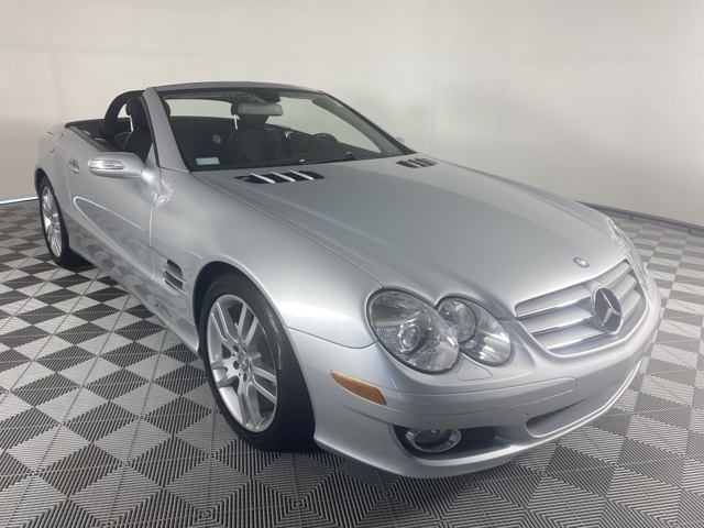 Pre-Owned 2008 Mercedes-Benz SL-Class SL 550