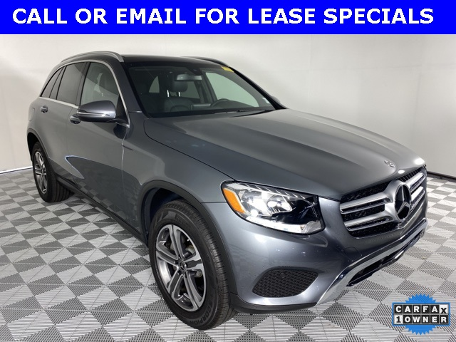 Certified Pre-Owned 2019 Mercedes-Benz GLC 300 RWD SUV