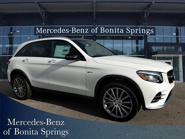 New 2019 Mercedes-Benz AMG® 43 GLC 43 AMG®