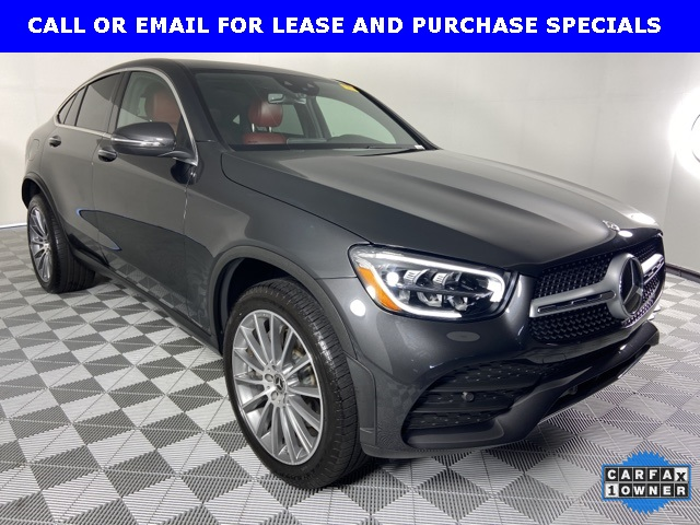 Pre-Owned 2020 Mercedes-Benz GLC GLC 300 Coupe