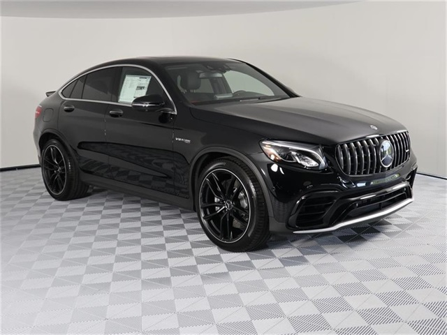New 2019 Mercedes-Benz AMG® 63 GLC 63 AMG®