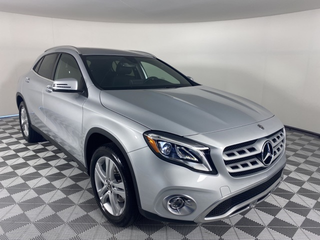 Pre-Owned 2019 Mercedes-Benz GLA 250 4D Sport Utility
