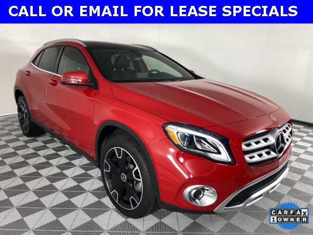 Pre-Owned 2019 Mercedes-Benz GLA 250 FWD SUV