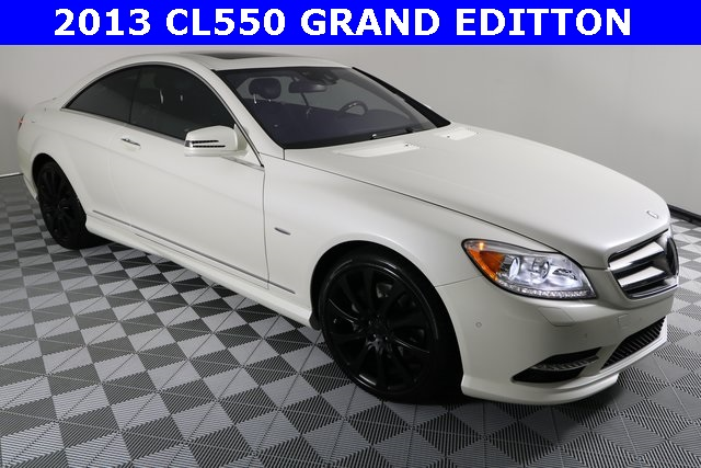 Pre-Owned 2013 Mercedes-Benz CL-Class CL 550