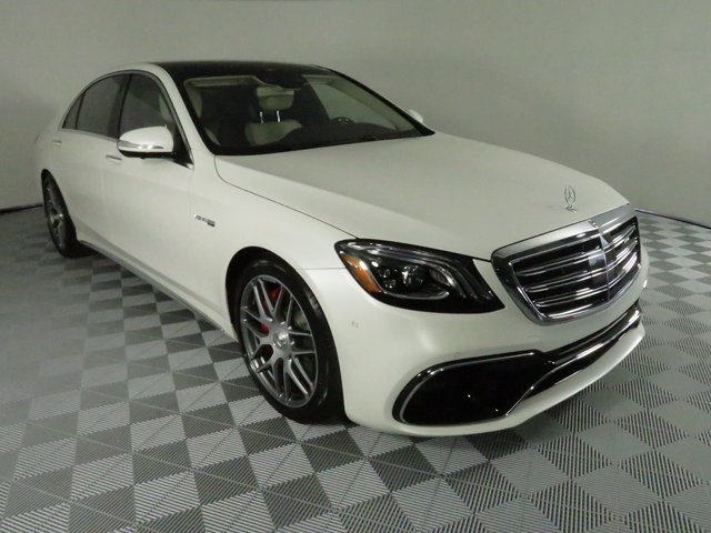 New 2019 Mercedes-Benz S-Class S 63 AMG®