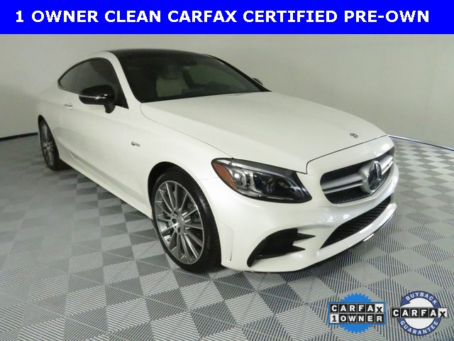 Certified Pre-Owned 2019 Mercedes-Benz AMG® 43 C 43 AMG®