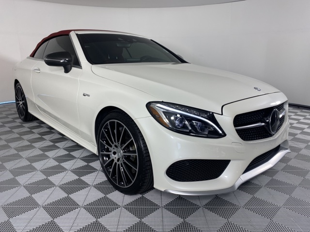 Certified Pre-Owned 2017 Mercedes-Benz AMG® 43 C 43 AMG®