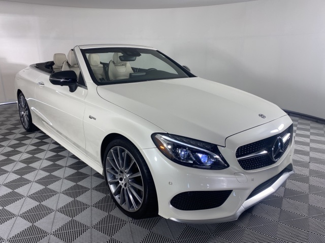 Certified Pre-Owned 2018 Mercedes-Benz AMG® 43 C 43 AMG®