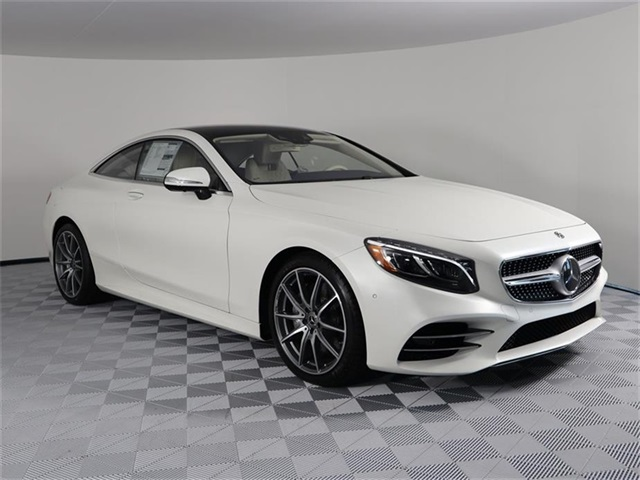 New 2019 Mercedes Benz S Class S 560 Coupe In Naples 036250