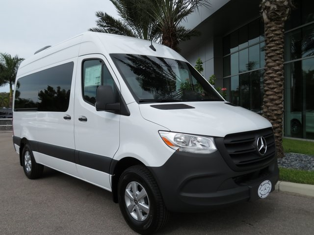 New 2019 Mercedes-Benz Sprinter 2500 Passenger 144 WB